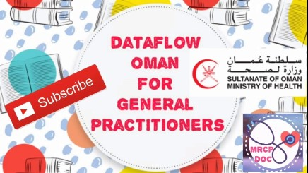 Oman Dataflow for General Practitioners -- verification of your educational documents